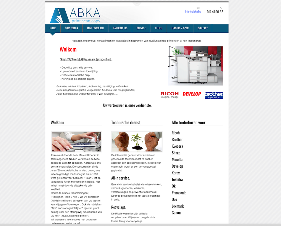 abka / webdesign-bb